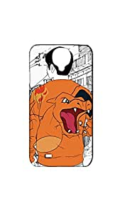 Animal Pattern Tshirt Designer Mobile Case/Cover For Samsung Galaxy S4