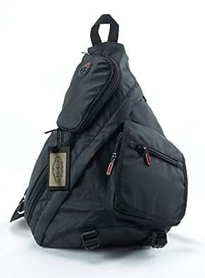 GFM Multi Pocket Monostrap Rucksack Backpack (#70-KL)