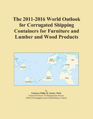 The 2011-2016 World Outlook for Corrugated Shipping Containers for Furniture and Lumber and Wood Products