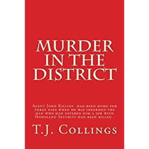 Murder in the District (John Killian murder mystery) T. Collings