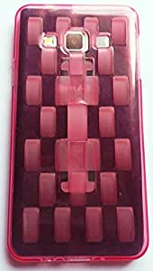 Pink PREMIUM Quality Back Cover For Samsung Galaxy A3
