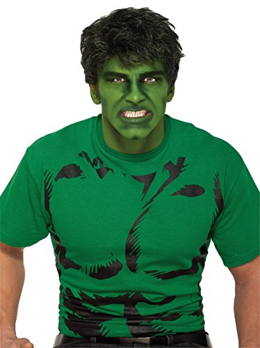 Rubie's Costume Men's Marvel Universe Adult Hulk Wig