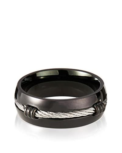 BlackJack Stainless Cable Ring