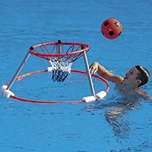 Osg Floating Basketball Swimming Pool Game Ring Net
