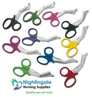 """Resistente Taglio/per bendaggio Forbici 6,5""""-Scegli tra diversi colori-Nightingale Nursing Supplies Branded"""