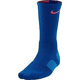 Nike Basketball Elite Crew Performance Socks Medium