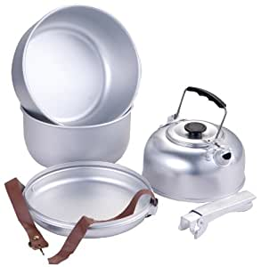 Amazon.com : Redwood Leisure Lightweight Cook Set (5 Piece) : Patio
