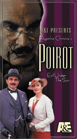 Poirot - Evil Under the Sun [VHS]