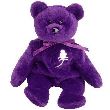 Ty Beanie Baby Princess 1st Edition!