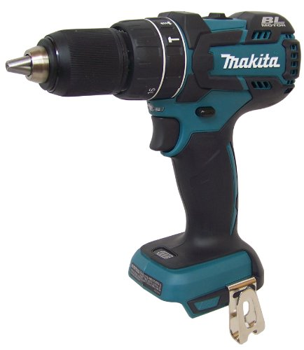 """Makita Xph06 18 Volt Lxt Lithium-Ion Brushless Cordless 1/2"""" Hammer Drill (Tool Only)"""