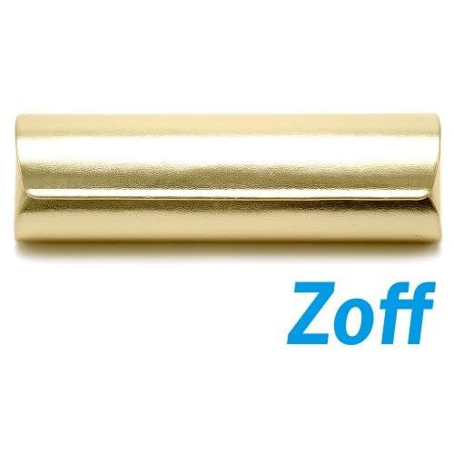 Zoff(ゾフ) フォルムとカラーがポイントのメガネケース(Z-Snail_M_GD)