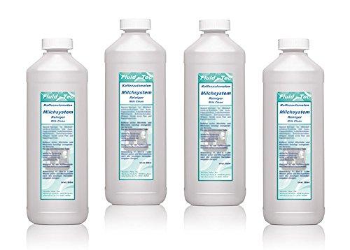 4 x 500ml/2 Liter Fluid Tec Universal Flüssig Entkalker für alle ...