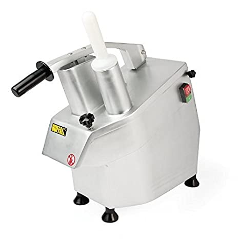 Buffalo continue des légumes Prep machine 510 x 230 x 570 mm Commercial trancheuse Cutter