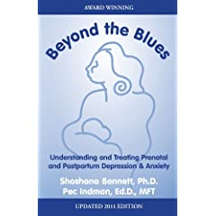 Learn more about the book, Beyond the Blues: Understanding and Treating Prenatal and Postpartum Depression