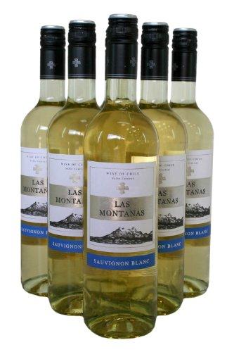 Las Montanas Sauvignon Blanc - Case - 6 x 75cl