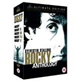 The Rocky Anthology (Ultimate Edition 6 Disc Box Set) (5.1/DTS) [DVD] [2005]by Sylvester Stallone