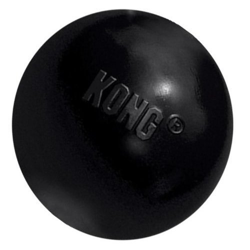 KONG extreme ball dog chew toy review