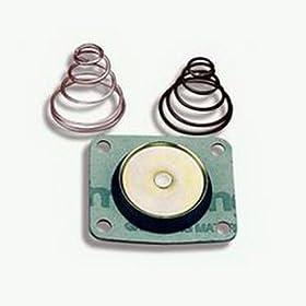 Holley 12-807 Electric Fuel Pump Regulator Diaphragm Repair Kit