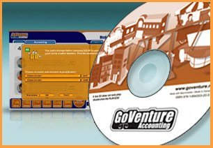 GoVenture Accounting Simulation Software