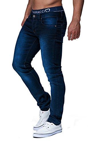 leif-nelson-herren-hose-jeans-jeanshose-freizeithose-denim-ln303-w34l34-blau