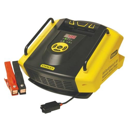 Stanley GBCPRO Golf Cart & Vehicle Battery Charger (Golf Cart Battery Charger Parts compare prices)