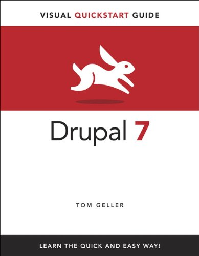 Drupal 7 Visual Quickstart Guide book
