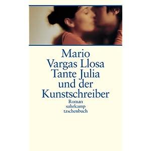 eBook Cover für  Tante Julia und der Kunstschreiber