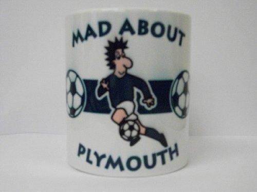 plymouth-argyle-football-sports-memorabilia-tazze-mug