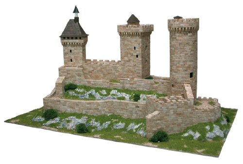 Foix castle Model Kit