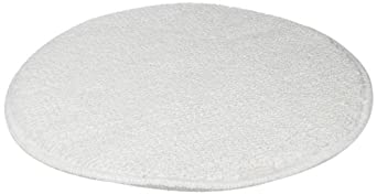 Rubbermaid Commercial FGP26100WH00 21-Inch Low-Profile Bonnet Diameter, White