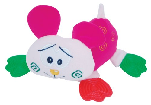 Petite Creations Teether Toy, Mouse