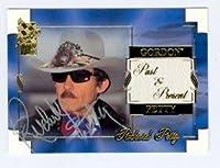 Richard Petty autographed card (Auto Racing Nascar) 2002 Press Pass VIP #49