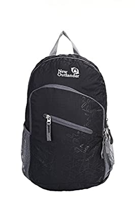 #1 Rated 20L/33L- Most Durable Packable Handy Lightweight Travel Hiking Backpack Daypack+Lifetime Warranty