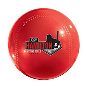 Buy Franklin Sports MLB Josh Hamilton Elite Home Run Weighted Training Ball by Franklin