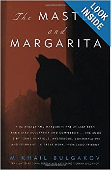 The Master and Margarita by Mikhail Bulgakov, Diana Burgin and Katherine Tiernan O'Connor
