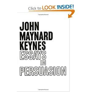 essays in persuasion keynes