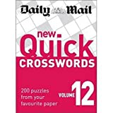 Daily Mail Daily Mail: New Quick Crosswords 12 (The Daily Mail Puzzle Books)