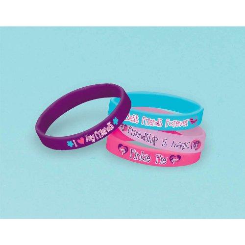 Amscan My Little Pony Rubber Bracelets - 1