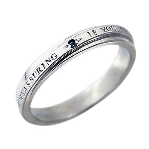 PMR ピーエムアール ダイヤモンド シルバー リング 指輪