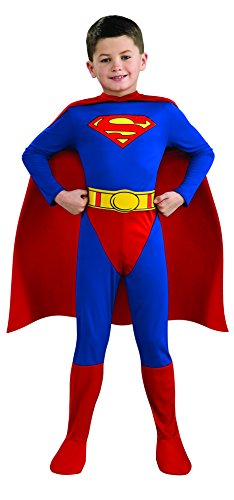 Superman Child's Costume, Medium