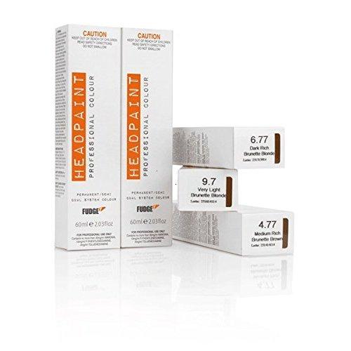 Fudge Headpaint permanente / demi capelli Colorazione 60ml T.02 Pearl Toner
