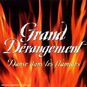 Danse Dans Les Flammes