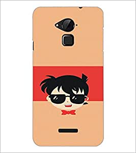 PrintDhaba Cartoon D-4429 Back Case Cover for COOLPAD NOTE 3 LITE (Multi-Coloured)
