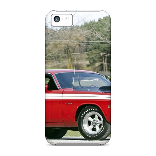 Forever Collectibles 71 Dodge Challenger Hemi R/T Hard Snap-On Iphone 5C Case