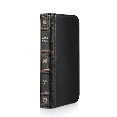 【日本正規代理店品】Twelve South BookBook for iPhone 5 クラシック ブラック TWS-PH-000004