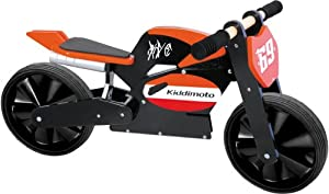 Kiddimoto Nicky Hayden Hero Balance Bike