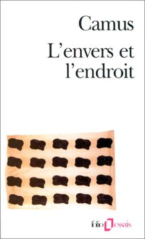 Albert Camus - L'envers et l'endroit [MULTI] [Roman]