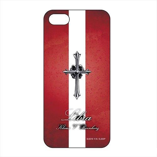 血界戦線 01 クラウス スマートフォンケース iPhone5/5S用