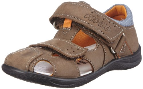Ricosta Foma M Bosco Brown Formal Sandal 2922000-485 4 UK Toddler, 20 EU
