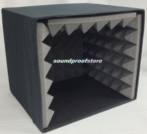 Portable Microphone Studio Voice Booth Isolation Box (Sound Booth Portable compare prices)